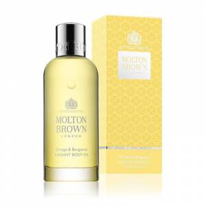 Molton Brown Orange & Bergamot Radiant Body Oil