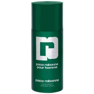 Paco Rabanne Pour Homme Deodorant Natural Spray 150ml
