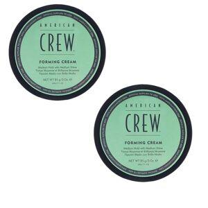 American Crew 2-Pack American Crew Forming Cream 85g