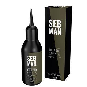 Sebastian Seb Man The Hero Re-Workable Gel 75ml