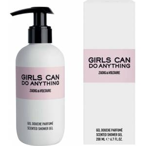 Zadig & Voltaire Zadig And Voltaire Girls Can Do Anything Shower Gel 200ml
