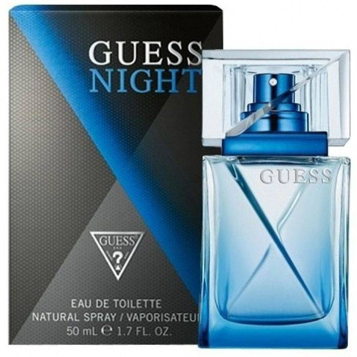 Guess Night for men Edt 50 ml Guess