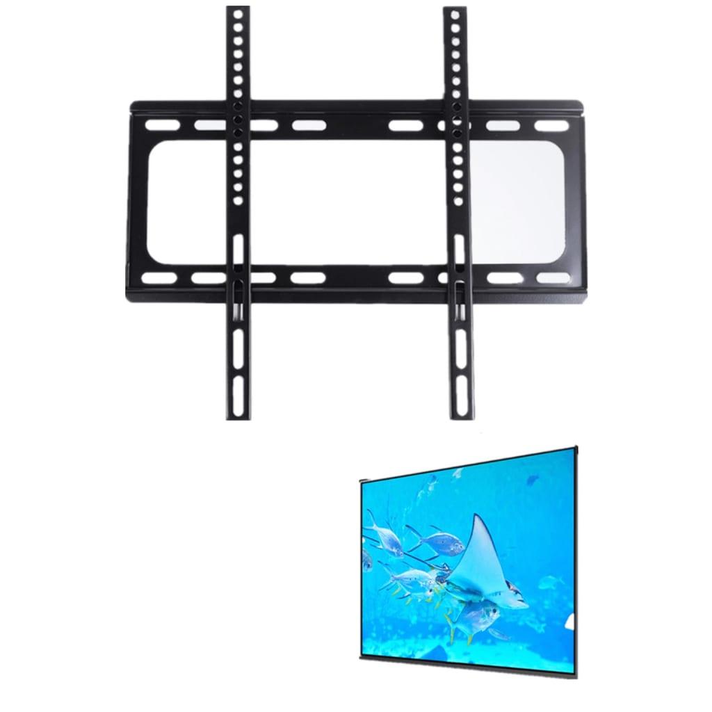 INF Tv-väggfäste För 32-60-tums Platt Tv - Svart