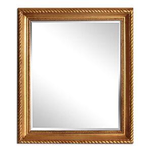 ART Yttermått 25x30 cm, spegel i guld