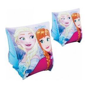 Disney Frozen 2, Uppblåsbara Armpuffar - Vit