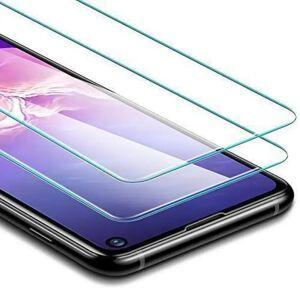 uSync [2-Pack] Skärmskydd Xiaomi Redmi Note 9 - Härdat Glas