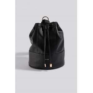 NA-KD Accessories One Strap Bucket Bag - Black