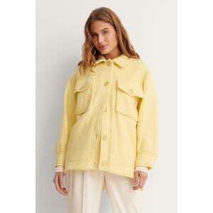 MANGO Jacka - Yellow