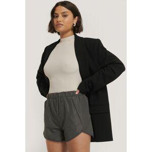 Trendyol Sportiga Shorts - Grey