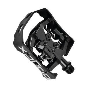 Xpedo XCF12AC Kombi-pedal svart