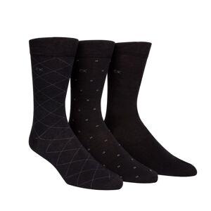 Calvin 3pk Crew Socks Gift Box