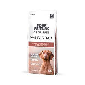 FourFriends Grain Free Wild Boar (17 kg)