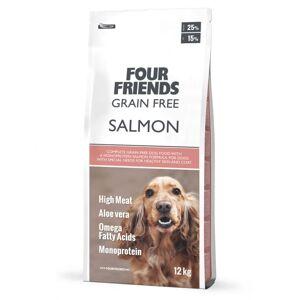 FourFriends Grainfree Salmon (17 kg)