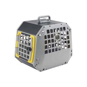 MimSafe Mim Care2 Transportbur Gul (Grå  Medium)