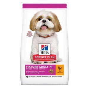 Hill's Science Plan Mature Adult Small & Mini med Kyckling (6 kg)