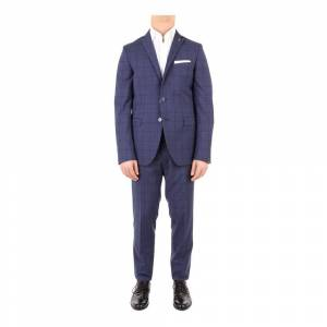 Paoloni 2611A408191032 Single-breasted suit