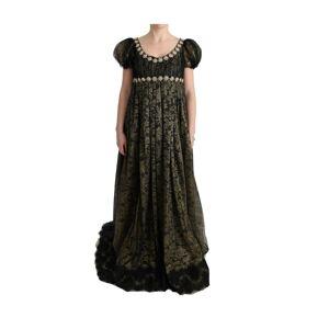 Dolce & Gabbana Crystal Lace Shift Dress
