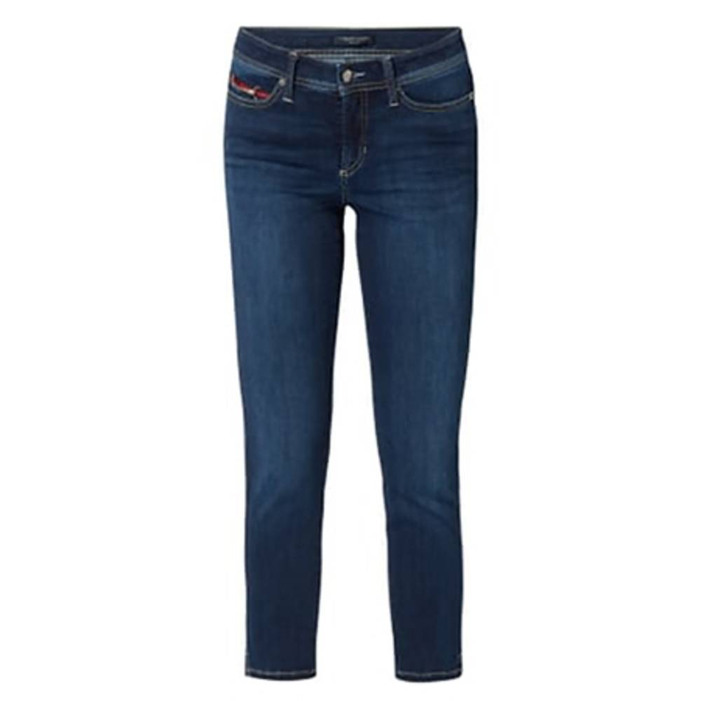 Cambio Piper Short Trens Jeans