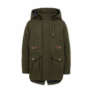name it Parka coat padded