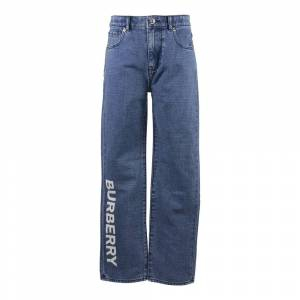 Burberry Logo detail Relaxed-Jean jeans