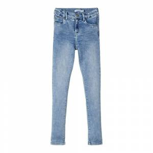 name it Jeans High Waist Powerstretch Skinny Fit