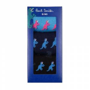 PS By Paul Smith Socks 3-Pack Dino