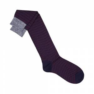 Gallo Houndstooth socks