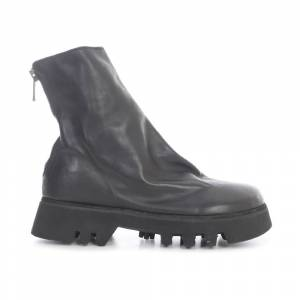 Guidi Ankle Boots Back ZIP