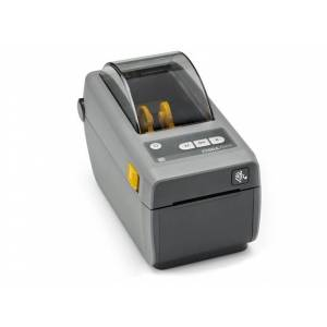 Etikettskrivare, USB, Bluetooth, LAN, WiFi, DT, Zebra ZD410