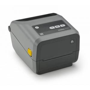 Etikettskrivare, för färgbandspatroner, USB, Bluetooth, LAN, WiFi, TT, Zebra ZD420c