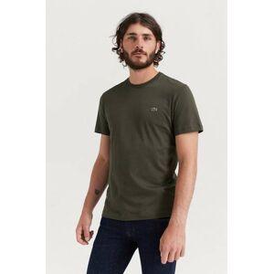 Lacoste T-shirt Crew Neck Tee Grön
