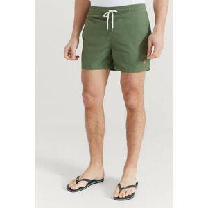 Polo Ralph Lauren Badshorts Slim Traveller Short Grön