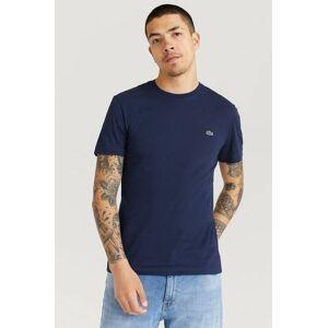Lacoste T-shirt Crew Neck Tee Blå