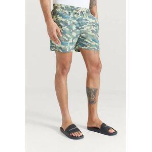 Oas Badshorts Swimwear Grön