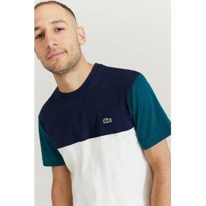 Lacoste T-Shirt Block T-Shirt Multi