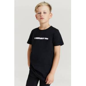 Stayhard Mini T-Shirt With Print Svart