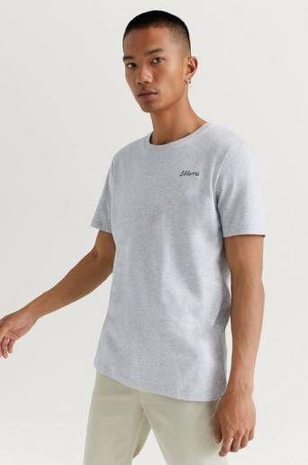 Morris T-Shirt Jones Tee Grå