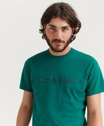 Calvin Klein S/S Crew neck Grön