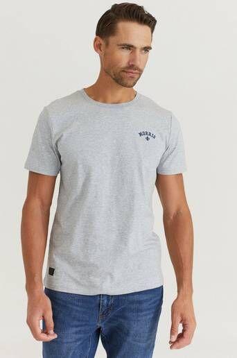 Morris T-Shirt Merton Tee Grå