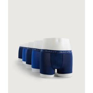 Gant 5-pack Trunk Solids Blå