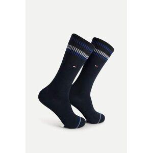 Tommy Hilfiger 2-Pack Strumpor TH Men Sock 2P New Pete Svart