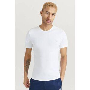 Calvin Klein Underwear T-shirt S/S Crew Neck 2-pack Vit