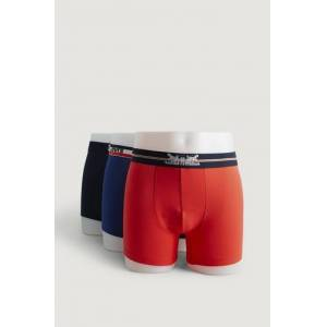 Levi'S 3-Pack Boxerbriefs Levi'S Men Giftbox Logo Boxer Bried 3p Blå