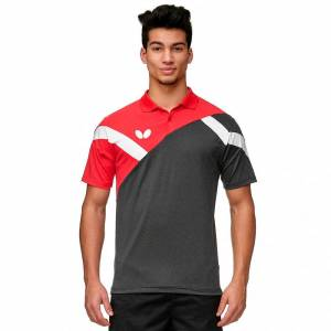 Butterfly Yao Gray/Red