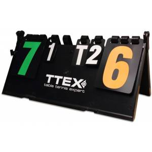 TTEX Table Tennis Expert TTEX Large ABS