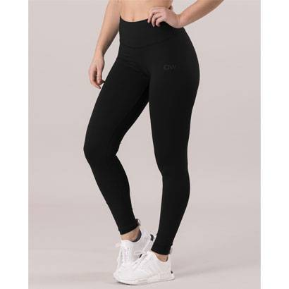 ICANIWILL Classic High Waist Tights Black
