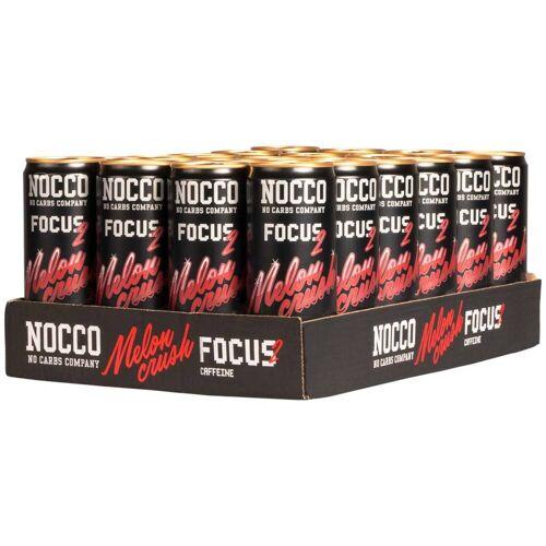 24 X Nocco Focus 2, 330 Ml, Melo...