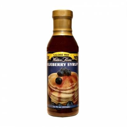 Walden Farms, 355 ml, Blueberry Syrup
