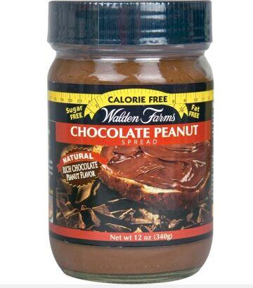 Walden Farms, 355 ml, Chocolate Peanut Spread