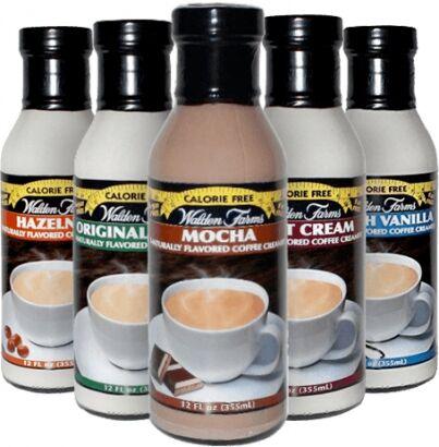 Walden Farms Coffee Creamer, 355 ml